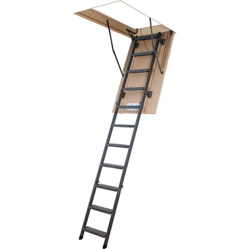 Fakro LMS Insulated Metal Attic Ladder