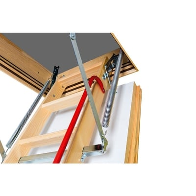 Fakro LWT Thermo Wood Attic Ladder