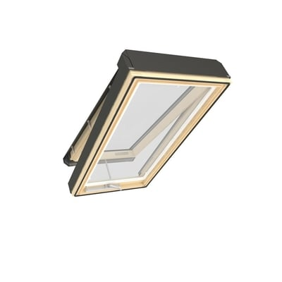 Image of Fakro Manual Venting Deck-Mounted Skylight with Laminated Low-E366 Glass