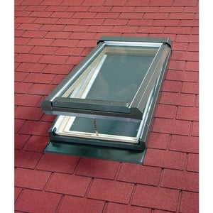 Fakro Manual Venting Deck-Mounted Skylight with Laminated Low-E366 Glass