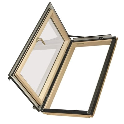 Fakro Egress Roof Window with Tempered Low-E Glass
