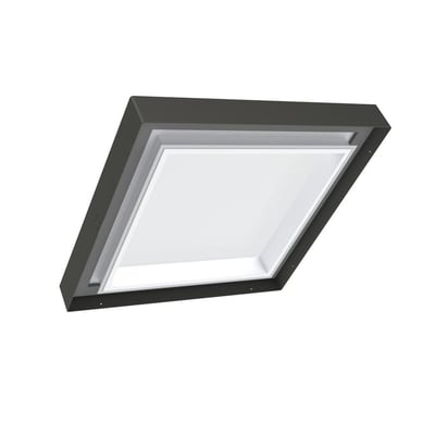 Image of Fakro Fixed Curb-Mounted Skylight with Laminated Low-E366 Glass