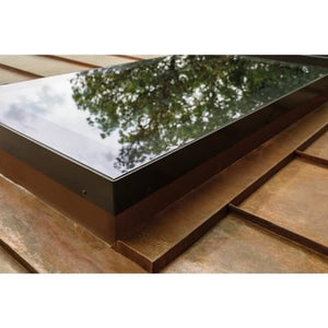 Fakro Fixed Curb-Mounted Skylight with Laminated Low-E366 Glass