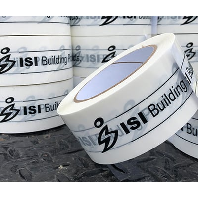 Wraptor House Wrap Tape 2 ft x 216 ft (36 Rolls)