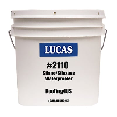 Image of 10% Silane/Siloxane Waterproofer #2110 - Water - Lucas