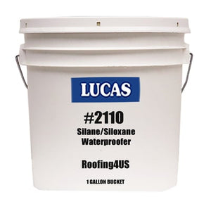 10% Silane/Siloxane Waterproofer #2110 - Water - Lucas