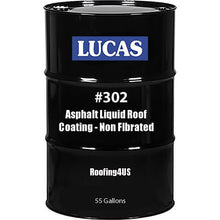 Load image into Gallery viewer, Asphalt Liquid Roof Coating NF #302 - Premium - Full Range Roof Coatings
