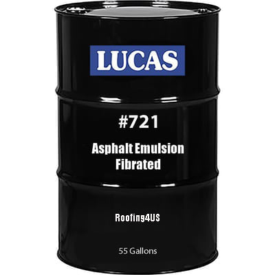 Asphalt Emulsion Fibrated #721 - Full Range