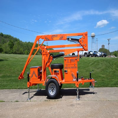 Xseries 1240-2 person Mobile Grabber - Malta Dynamics