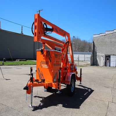 Xseries 1260-5 person Mobile Grabber - Malta Dynamics