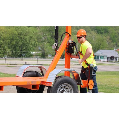 Xseries 1000-2 person Mobile Grabber - Malta Dynamics