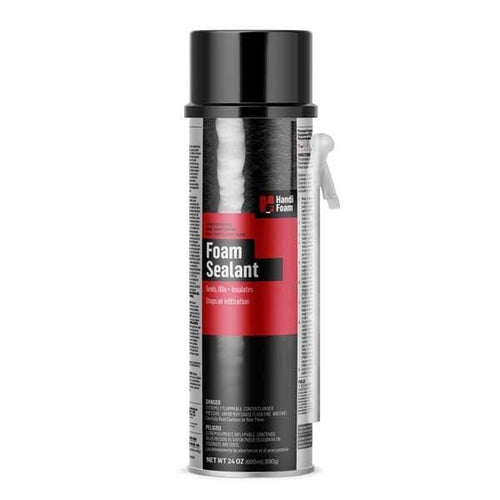 HandiFoam Straw Foam Sealant 24 OZ (680G)(12 cans per case) Shop By Product Brand