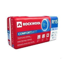 Load image into Gallery viewer, Rockwool Comfortbatt R15 (All Sizes) Rockwool