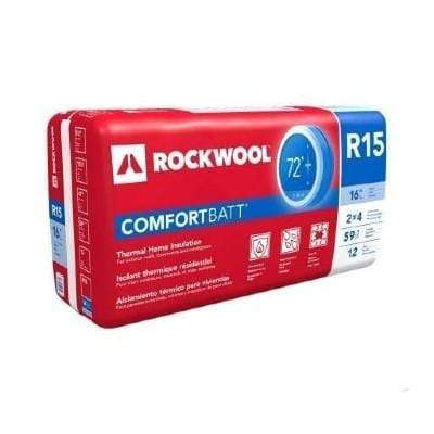 Rockwool Comfortbatt R15 (All Sizes) Rockwool