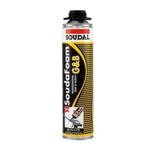 SoudaFoam Pro Gaps & Block Gun Foam, 24 oz. Gaps & Cracks