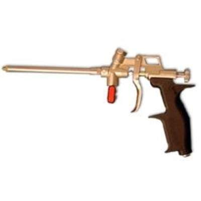 CONVERTIBLE FOAM GUN (Can+Cylinder) 13 Inch with Teflon Seat Foam Guns