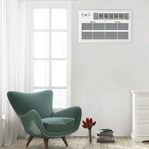 Thru-the-Wall Air Conditioner with Electric Heater 14,000 BTU Perfect Aire