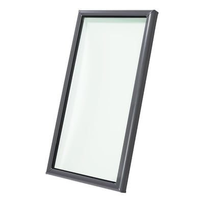 Fixed Curb-Mount Skylight with Laminated Low-E3 Glass