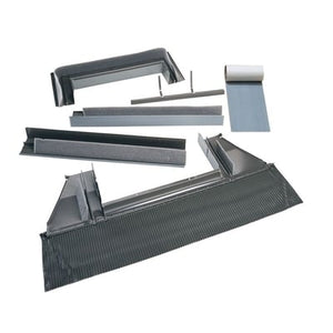 Aluminium Flashing Kit For curb mount tile roof skylights