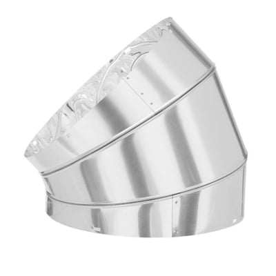 Velux 45-Degree Tunnel Elbow for Rigid Sun Tunnels
