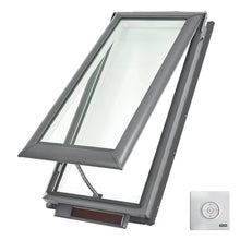 Load image into Gallery viewer, VELUX Solar Powered Venting Deck Mount Skylight with Laminated Low-E3 Glass