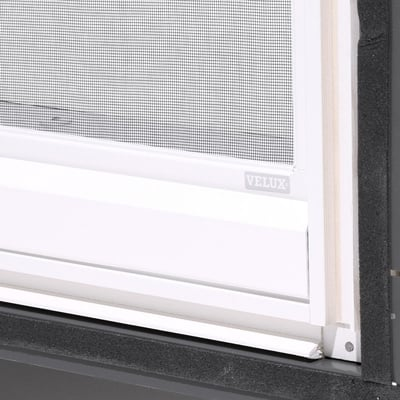 VELUX Solar Powered Venting Deck Mount Skylight with Laminated Low-E3 Glass