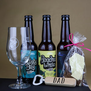 Stinky Bay Gift Set with Personalised bottle opener