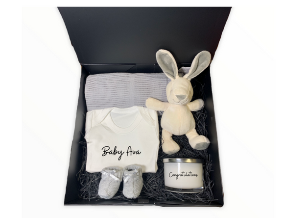 Personalised New Baby Box