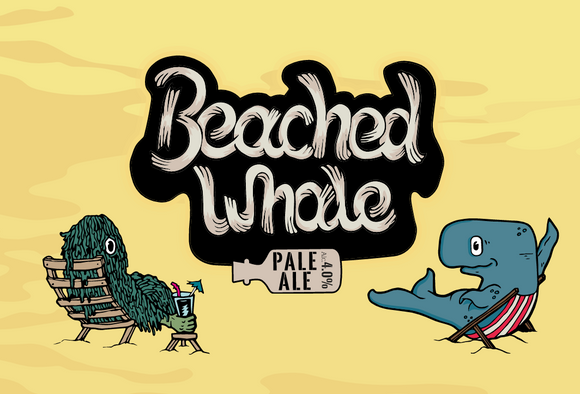 Stinky Bay - Beached Whale 330ml