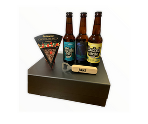 Beer & Pizza Box