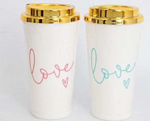 Love Travel Mugs