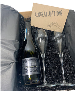 New Home Prosecco Gift
