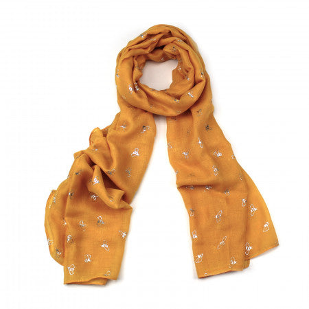 Be Yellow Scarf