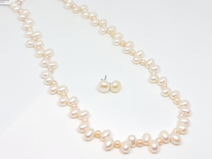 Designer Pearl Necklace Set/114