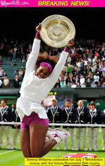 2012 wimbledon winner Serena Williams