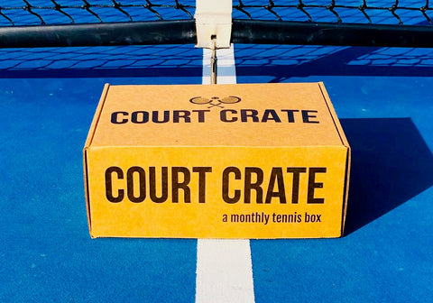 Court Crate Tennis Accessories Box