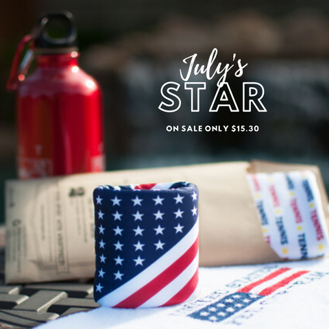 Stars and Stripes on sale