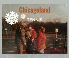 High school tennis players Chicagoland area picture by Wristpect Sport
