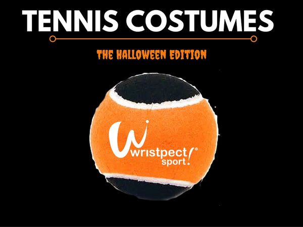 Wristpect Sport Tennis Costumes- The halloween Edition