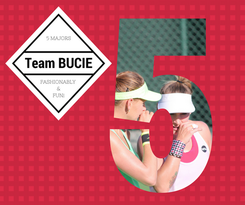 #5 Tribute to Bethanie Mattek Sands & Lucie Safarova by Wristpect Sport