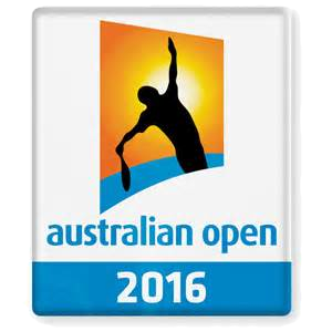 2016 Australian Open Tennis logo shared by Wristpect Sport