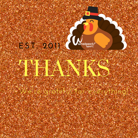 Thanksgiving Turkey Image of Thanks by Wristpect Sport
