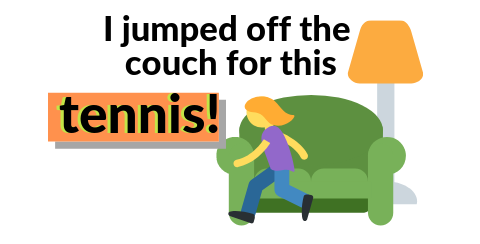 Couch image shared by Wristpect Sport