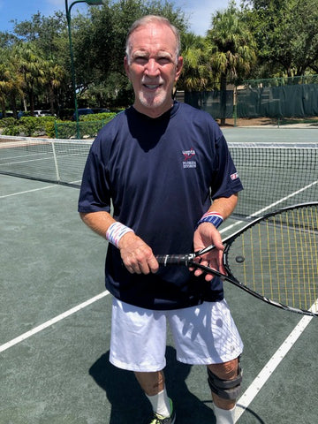 Fred Drilling USPTA PPR image shared by Wristpect Sport