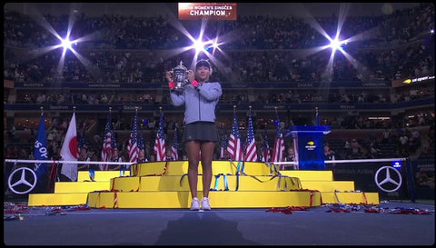NaomiOsaka us open champion