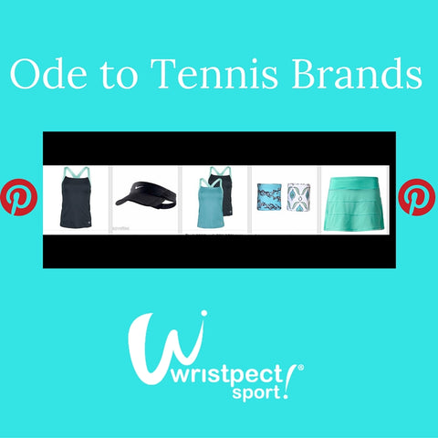 Pinterest Tennis ideas via Ode To Tennis Brand Poem By Wristpect Sport