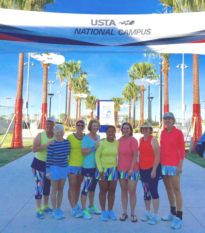 Sectionals at the USTA National Campus