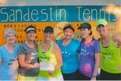 sandestin team tennis Tennis AnyWon