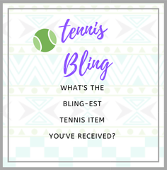 Tenis Bling image by Wristpect Sport