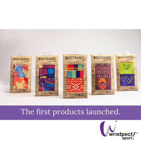 Wristpect Sport first product launched